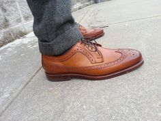 Ralph Lauren Sanderson by Allen Edmonds