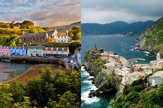 Koselige småsteder å besøke i Europa – VG Lofoten, Cinque Terre, Salzburg, Travel List, Titanic, Kos, Places To Go, Life, Image