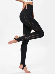 e0c5a591faab1 leggings #leggingsforwomen Stirrup Leggings, Tight Leggings, Workout  Leggings, Women's Leggings, Black