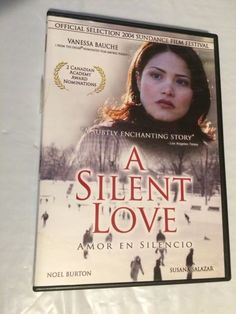A Silent Love (Amor En Silencio) (DVD, 2007, Bilingual Packaging) VG