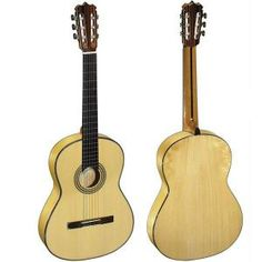 Hanika F- ZF flamenco guitar