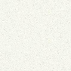 SNOW FABRINI MATT - A clean white background with warm grey fine quartz shadows to look like the popular white engineered stone.