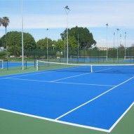 Pistas de tenis - Construcción pistas de Tenis   Piscinas Pool Jardín