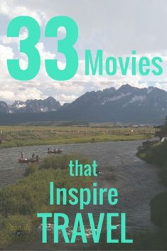 33 Travel Movies That Will Inspire You To Travel - Travel Checklist, Travel List, Travel Guides, Best Movie Actors, Travel Movies, Travel Stuff, Road Trip Planner, Travel Articles, Travel Advice