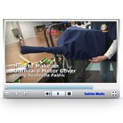 How to Make an Outboard Motor Cover Video