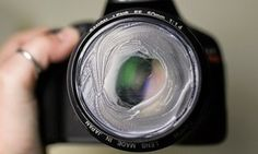 Mostly useful photography tips. I can't imagine putting Vaseline on an expensive lens however.