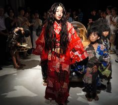 The Kobe Museum of Fashion is hosting a show of around 100 works that include peasant wear alongside the work of contemporary designers. Leading the lineup of big names from Tokyo Fashion Week are the elegant Matohu, nostalgia-infused WrittenAfterwards and cult brand Keisuke Kanda.