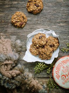 Biscuits énergie My Favorite Food, Favorite Recipes, Healthy Snacks, Cereal, Snack Recipes, Nutrition, Cookies, Breakfast, Desserts