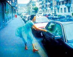 """Pipilotti Rist (Switzerland), """"Ever is Over All"""", 1997 