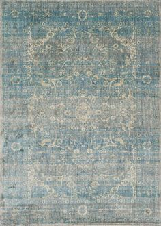 Loloi Rugs Anastasia 10LBMI Machine Made Polypropylene and Polyester Transitiona 7 x 9 Home Decor Rugs Rugs