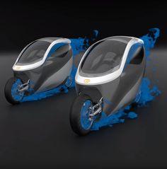 Lit Motors C-1 ,https://www.youtube.com/watch?v=WJdUh_DTvH4