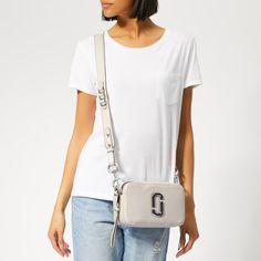 782846b37 Marc Jacobs Women's The Softshot 21 Bag - Porcelain