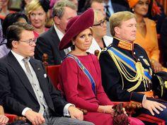 The Dutch royals.