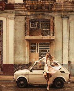 A beautiful satin like material, with the perfect pleats + pastel colors! Fiat 500, Beautiful, Maserati, Cuba, Tech, Twitter, Girls, People, Vintage