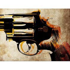 Revolver Orange