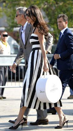 ジョージ・クルーニーを射止めた女弁護士・アマルアラムディンさんしか着こなせないセレブファッション - TRILL【トリル】