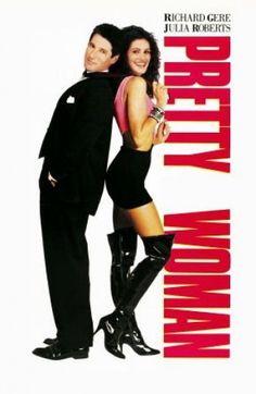 Pretty Woman - Richard Gere & Julia Roberts