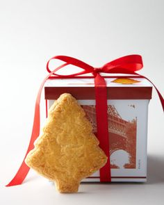 French+Tin+with+Tree-Shaped+Shortbread+Cookies+at+Neiman+Marcus.