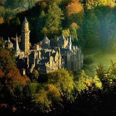 """Löwenburg or """"Lion's Castle"""" Once upon a time, in a faraway land..."""
