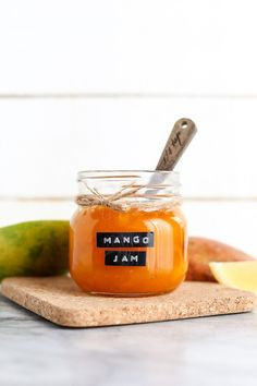 Easy Homemade Mango Jam | Nature's Path