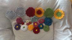 Floral mix. Crochet Necklace, Floral, Inspiration, Jewelry, Tricot, Biblical Inspiration, Jewlery, Crochet Collar, Bijoux