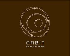 Orbit Financial Group Zen Logo, Planet Logo, Craft Logo, Hotel Logo, Campaign Logo, Typographic Logo, Star Logo, Logo Design, Graphic Design