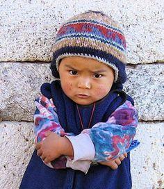 Sherpa child © Rene Ghilini