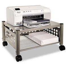 Vertiflex Matte Grey Steel Underdesk Machine Stand - Overstock™ Shopping - The Best Prices on Stands & Carts