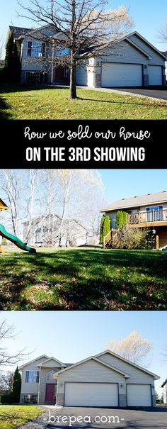Ideas to sell your house in one week. These tips to sell your home fast really work! Home Selling Tips, Selling Your House, Dark House, Porch Entry, Sell Your House Fast, Porch Lighting, Home Staging, Real Estate Marketing, Home Renovation