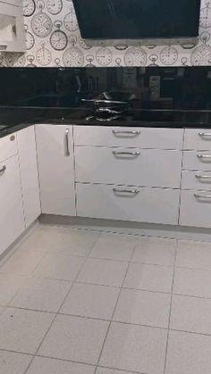 Kitchen Pantry Design, Modern Kitchen Design, Interior Design Kitchen, Kitchen Organization, Kitchen Furniture, Kitchen Decor, Furniture Design, Cool Kitchen Gadgets, Cool Kitchens