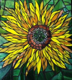 Artists with Art for Sale - Mosaics at the Mill - A Show of Mosaic Art Mosaic Wall Art, Mosaic Diy, Mosaic Ideas, Mosaic Crafts, Mosaic Designs, Mosaic Glass, Stained Glass, Glass Art, Mosaic Walkway