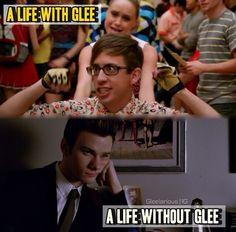 #Glee love it to bits!!!!!!!!! # <3glee