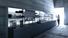 Perfekt Einbauküchen | Küchensysteme | Artematica Vitrum I Grigio. Check It Out On  Architonic · Neue Küche DesignsKüche ...
