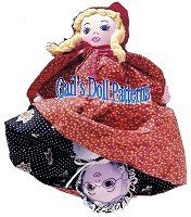 A website full of patterns (not free but not expensive) for upside down dolls or topsy turvy dolls. I have always wanted one of these.