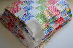 Porch Swing Quilts: Silver Linings
