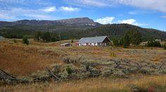 The Lakeview landslide complex, Centennial Range, Montana by RocDocTravel.com
