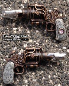 Very nice gun mods by Nerfenstein
