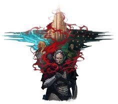 Malekith, Thor & Loki