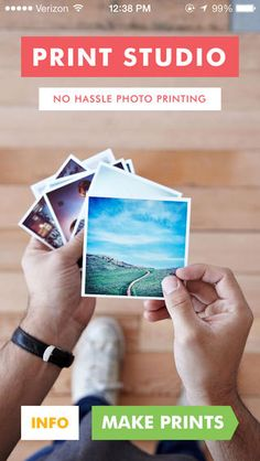 Turn your Instagram photos into art - greeting cards, frames, stickers, even stamps -- with this fun, free app.