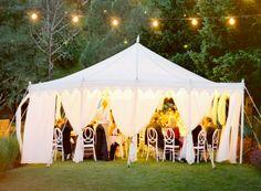 need a beautiful tent