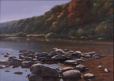 Howard Weaver Wins Heat One of Sky Arts Landscape Artist of the Year 2016 Weavers Art, British Countryside, Sky Art, Year 2016, Oil On Canvas, Landscape, Gallery, Nature, Artist