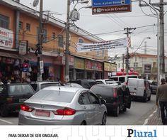 Estacionamento da Nove de Julho será proibido a partir de sábado. - Jornal Plural (@JornalPluralpoa) | Twitter