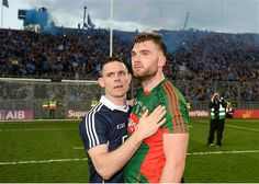 8 Photos That Show There Were No Hard Feelings Between Dublin And Mayo At The Final Whistle Dublin, Finals, Feelings, Final Exams
