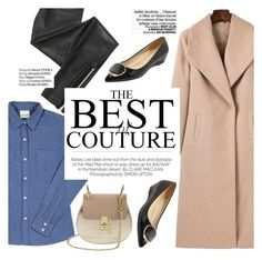 """""""the best of couture"""" by punnky ❤ liked on Polyvore featuring Laurence Doligé, Blondoll, Kershaw and Haute Hippie"""