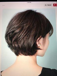 Bob Frisuren Kurz Schönheit Which Identity For Australians? Short Hairstyles For Thick Hair, Short Bob Haircuts, Short Hair With Layers, Short Hair Cuts For Women, Cool Hairstyles, Hairstyle Short, Short Bob Thick Hair, Layered Haircuts, Popular Hairstyles
