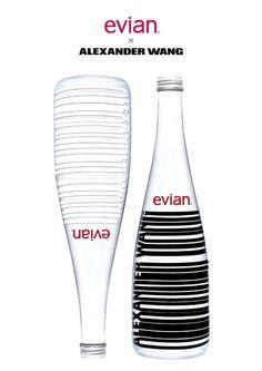 Alexander-Wang-Evian-Limited-Edition-Bottles