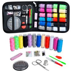 Emergency Beginner Coquimbo Sewing Kit for Traveler DIY Sewing Suppli Adults