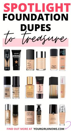 Mac Foundation Dupes, Foundation For Oily Skin, Makeup Foundation, Estee Lauder Foundation, Double Wear Foundation, Best Foundation, Drugstore Makeup Dupes, Makeup Swatches, Mac Dupes