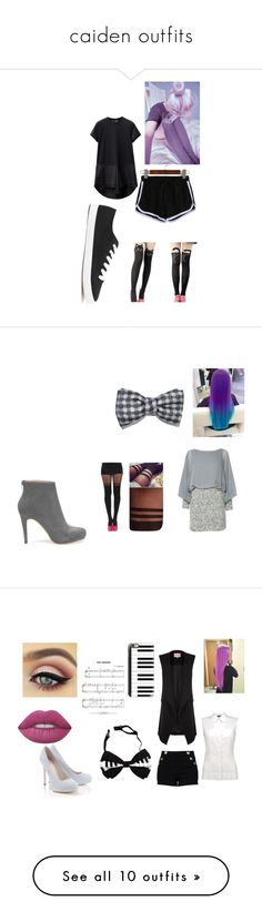 """""""caiden outfits"""" by tay-mew on Polyvore featuring Forever 21, Tom Ford, Lace & Beads, Phase Eight, Casetify, Lipsy, Lime Crime, Kurt Geiger, Miss Selfridge and Hipstapatch"""
