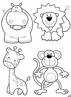 kinder malvorlagen tiere loewe nilpferd giraffe affe children coloring pages animals lion hippopotamus giraffe monkey Image Size: 650 x 893 Source Coloring For Kids, Printable Coloring Pages, Coloring Pages For Kids, Coloring Sheets, Coloring Books, Zoo Animal Coloring Pages, Fall Coloring, Coloring Worksheets, Applique Patterns